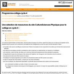 Programme-collège-cycle-4