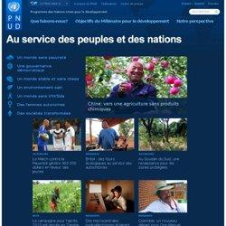Rapport sur le développement humain 2009