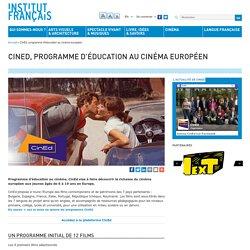 CinEd, programme d'éducation au cinéma européen