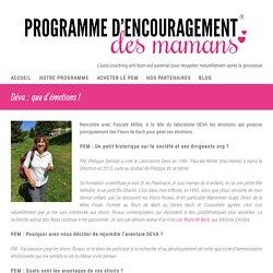Déva : que d'émotions ! - Programme d'Encouragement des Mamans