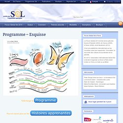 Programme - Esquisse