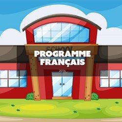 Programme Français