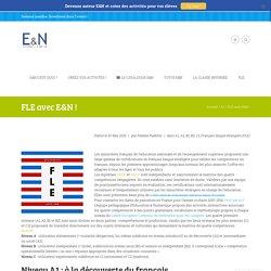 Le programme du FLE (Français Langue Etrangère)