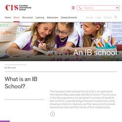 Canadian International School