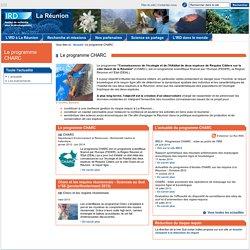 Le programme CHARC / La Réunion / IRD - Sites de représentation / IRD - La Réunion