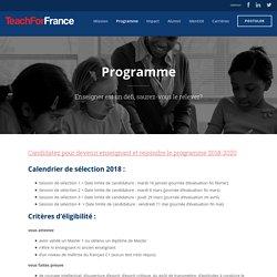 Teach For France