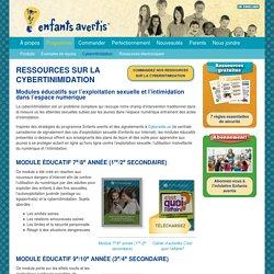 Programme [www.enfantsavertis.ca]