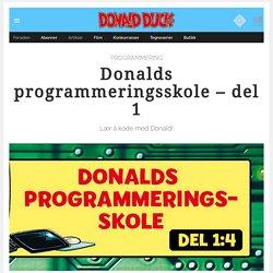 Programmering - Artikler