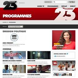 Numéro 23 - Programmes