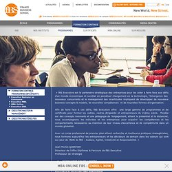Ecole de management - PARIS - TOURS - POITIERS