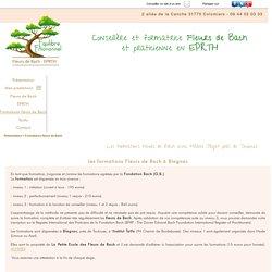 Programmes de formation fleurs de Bach à Colomiers (06)