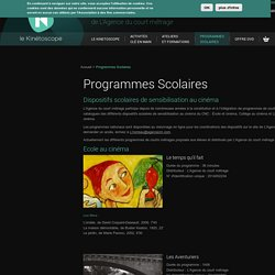 Programmes Scolaires