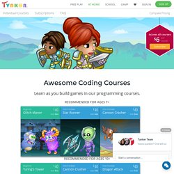 Programming Courses for Kids
