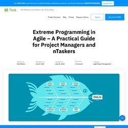 Extreme Programming in Agile - A Practical Guide for Project Managers and nTaskers