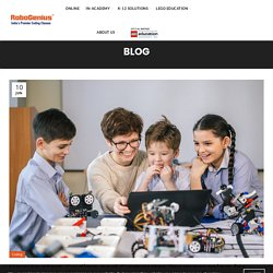 How to start Coding and Computer Programming for Kids - RoboGenius Learning Solutions Limited