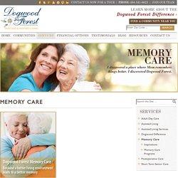 Memory Care programs in Atlanta Georgia