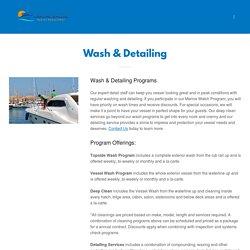 Coastal Breeze Marine Management