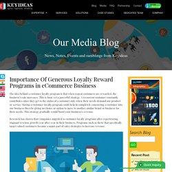 Loyalty & Reward Programs in eCommerce Website Business