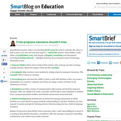 5 free programs educators shouldn't miss SmartBlogs