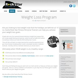Castle Rock Star Fitness Personal Trainers