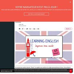 L'anglais facile : 33 cours pour progresser à l'écrit - Letudiant.fr - L'Etudiant