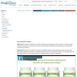 Progressive Nutritional