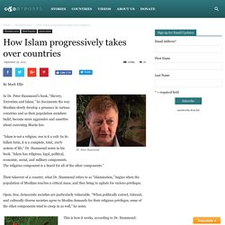 How Islam progressively takes over countries