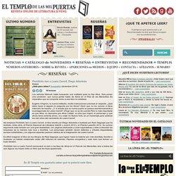 Reseña Prohibido leer a Lewis Carroll Diego Arboleda