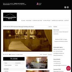 16-08-445-VC SPA Hammam Massage Esthétique Boutique »