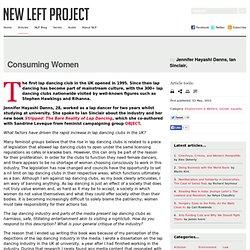 Consuming Women