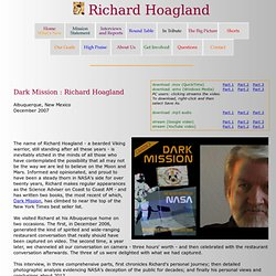 Richard Hoagland