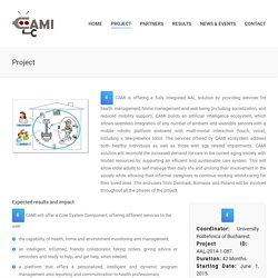 Project – CAMI