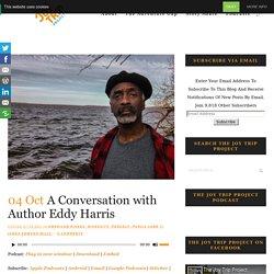 A Conversation with Author Eddy Harris