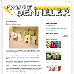 Project Denneler: Storage with a smile.