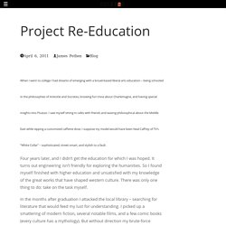 Project Re-Education