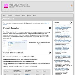 Free Cloud Alliance