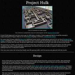 Project Hulk