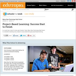 Project-Based Learning: Success Start to Finish