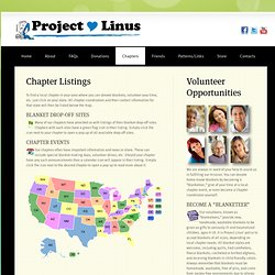 Project Linus-Volunteer
