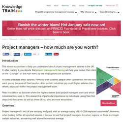 Project Management Salaries
