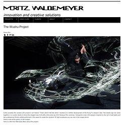 The Wushu Project – Moritz Waldemeyer