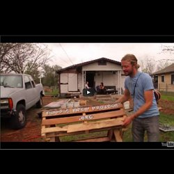Food is Free Project: How to Build a Raised Wicking Bed!