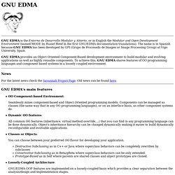 EDMA - GNU Project - Free Software Foundation (FSF)