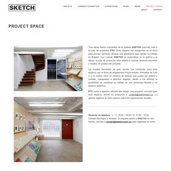 Project Space — SKETCH
