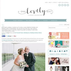 Project Wedding Blog