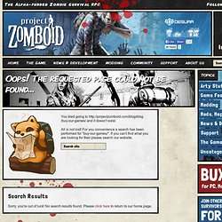 Project Zomboid | Play and Support Project Zomboid!