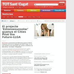 El projecte 'Estonoesunsolar' guanya el Cities Pilot the Future-LLGA