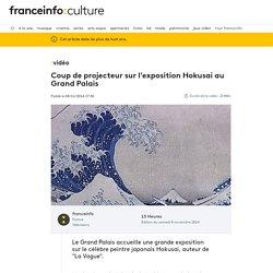 L'exposition Hokusai au Grand Palais
