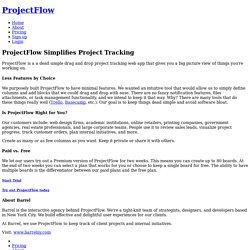 ProjectFlow