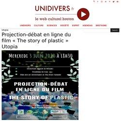 Projection-débat en ligne du film «The story of plastic» Utopia 3 juin 2020